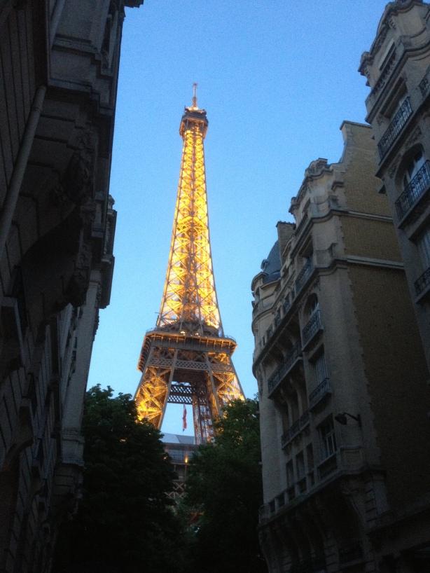 14 Juillet 2013 Tour Eiffel